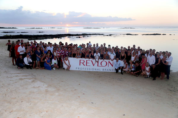 équipe REVLON
