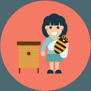Anna et les abeilles