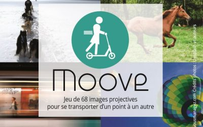 MOOVE : le jeu de photolangage qui fait bouger !