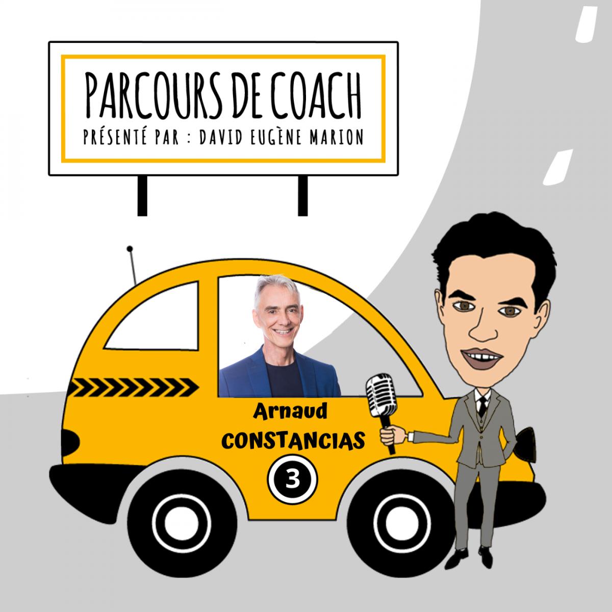 Arnaud Constancias dans Parcours de coach