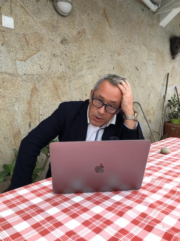 Manuel de Sousa cocréateur de Smileonline